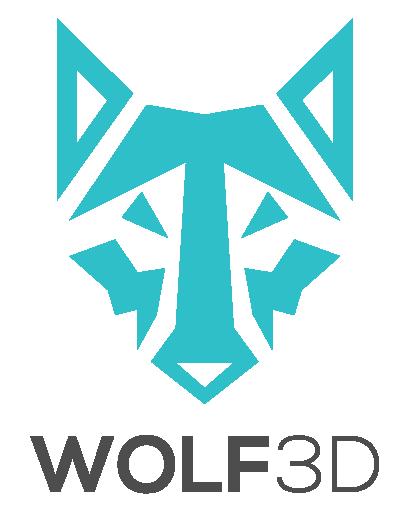 Logo wolf3d